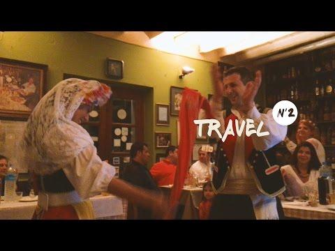 The oldest Tavern  in Corfu Travel n2 Vlog - ep 5