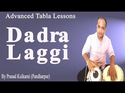 Tabla Lesson#22(Sweet Laggi In Taal Dadra)
