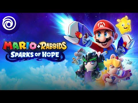 Mario + Rabbids Sparks of Hope: Estreno mundial del Trailer Cinemático   #UbiForward