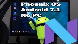 Phoenix OS Android 7.1 No PC | Como Baixar Instalar e Configurar | 2018