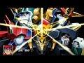 スーパーロボット大戦X グレートマイトガイン 全武装 | Super Robot Wars X - Great…