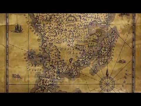 Авентурия - обзор (Das Schwarze Auge/The Dark Eye RPG)