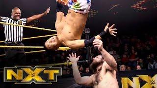 Kushida vs. Cameron Grimes: WWE NXT, Dec. 4, 2019