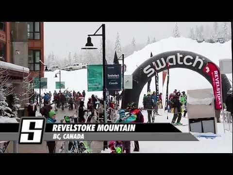 Slopestyle TV - Season 5   Episode #05 - Revelstoke Mountain