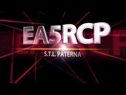 EA5RCP ACTIVANDO EFV137