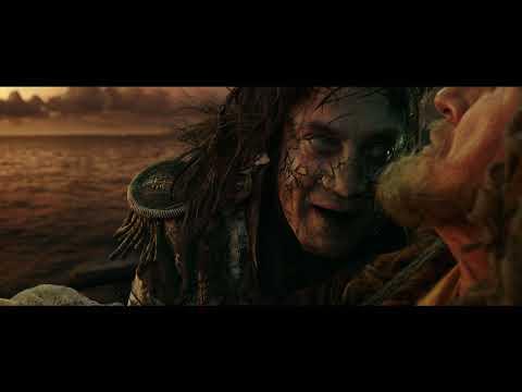 Pirates Des Caraïbes : La Vengeance De Salazar - Trailer