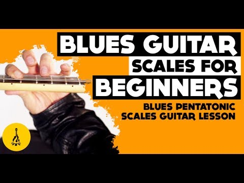blues guitar scales for beginners blues pentatonic scales guitar lesson youtube. Black Bedroom Furniture Sets. Home Design Ideas