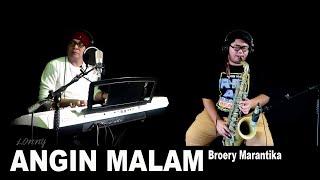 Lagu Nostalgia - ANGIN MALAM - Broery Marantika. COVER by Lonny