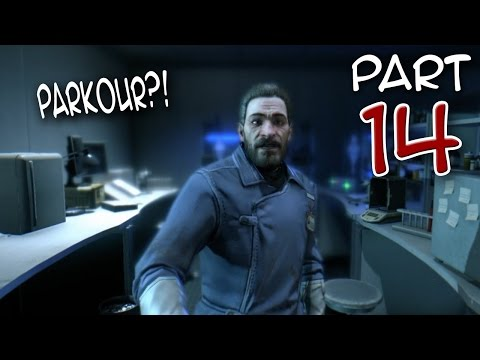 Dying Light - Part 14 - Meeting Dr. Camden - Gameplay Walkthrough