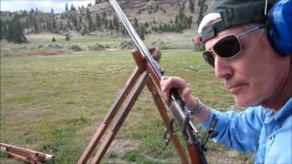 45 colt Winchester 1873 at 400+ yards