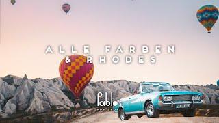 ALLE FARBEN RHODES H O L Y OFFICIAL LYRIC VIDEO