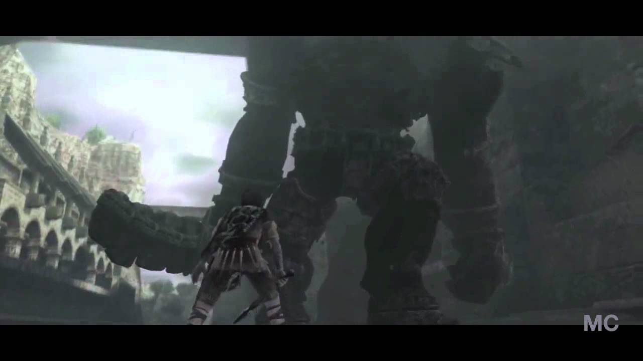 Shadow of the Colossus HD - Gameplay Trailer [HD] (PS3 ...