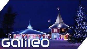 Ort der Woche: Rovaniemi: Weihnachten Spezial | Galileo | ProSieben
