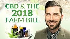 CBD Hemp Oil 2018 Farm Bill - (A Growers PARADISE?)🌴🤑