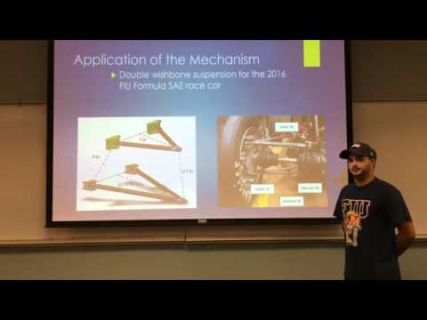 Team 19: Mechanism Design: Double Wishbone Suspension for FSAE Race Car &  Yamaha IC Engine