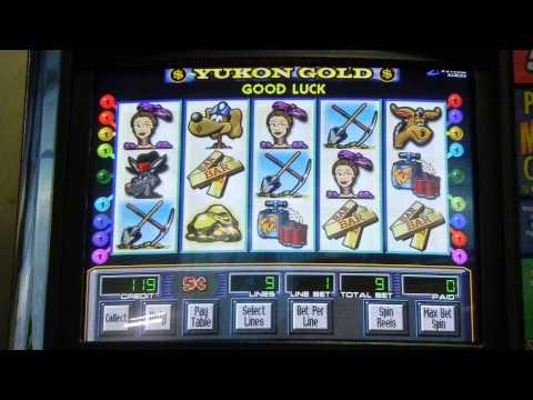 Video Yukon gold casino review