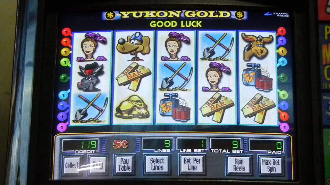 Play yukon gold slot machine gop lite poker