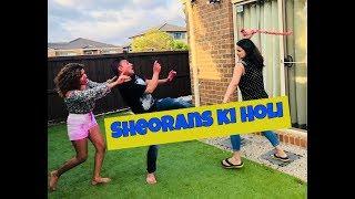 Sheorans ki Holi