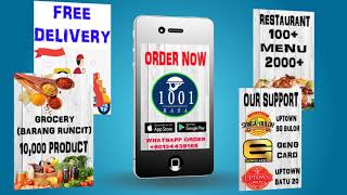 1001 RASA FOOD DELIVERY MOBILE APP