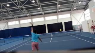 Даник Пыленок. Tennis 2017. Nice Shot!