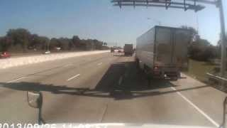 Idiots Behind The Wheel From A Trucker