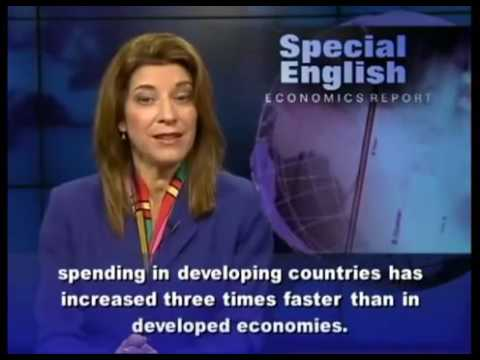 Learning English wiht VOA Special English, VOA Learning English, Economic Report Compilation Part 5