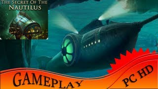 The Secret of the Nautilus - Gameplay PC   HD