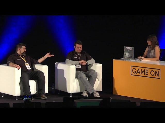 Holocubierta en GAME ON 2017