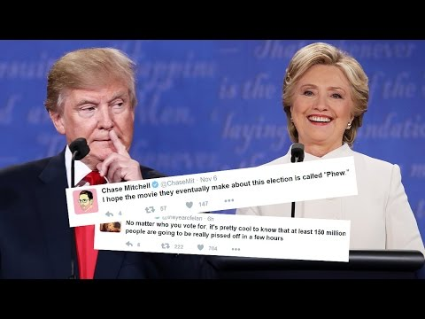 The Internet's Most Hilarious Election Day Tweets & Google Top Searches
