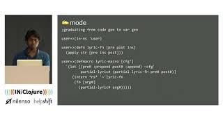 Clojure Macros - the good, the bad and the messy