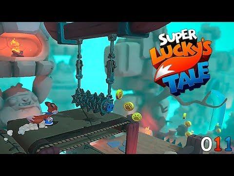 Super Luck's Tale [011] Ein stacheliges Level [Deutsch] Let's Play Super Lucky's Tale