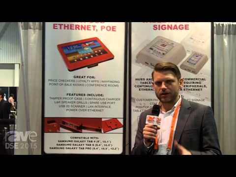 DSE 2015: LAVA Presents Wired Solutions for Personal Tablets and Commercial Environments