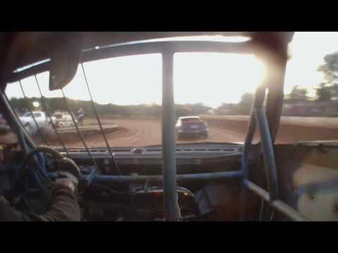 Elliott Vining 49 Sumter Speedway Extreme 4 Heat 8-17-19