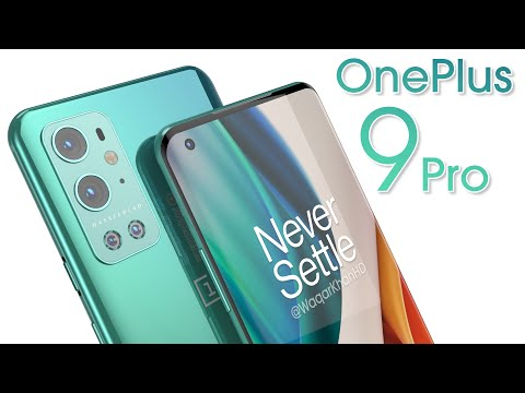 OnePlus 9 Pro - First Look & Introduction!