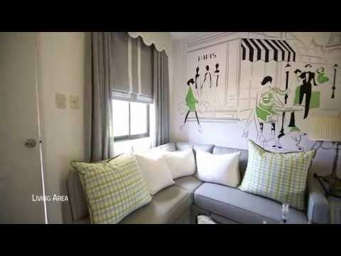 Cara Carmela 3br House Model Interior In Camella Homes Youtube