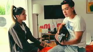 Paulina Vetrano y Sebastian Athie - Justin Bieber