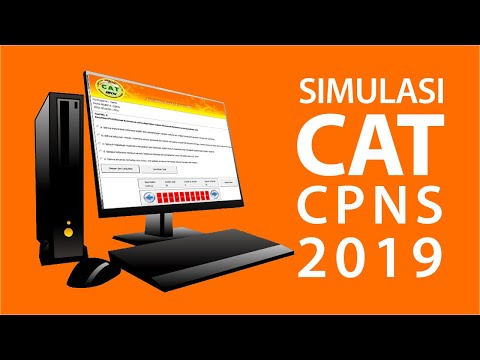 SIMULASI CAT CPNS 2018