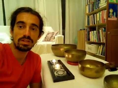 Health benefits of Tibetan Singing Bowl Meditation by Balazs Heller