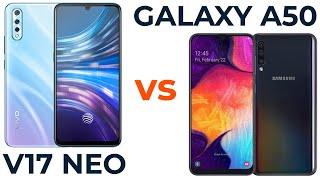 Vivo V17 NEO vs Samsung Galaxy A50. Сравнение!☀️☀️☀️