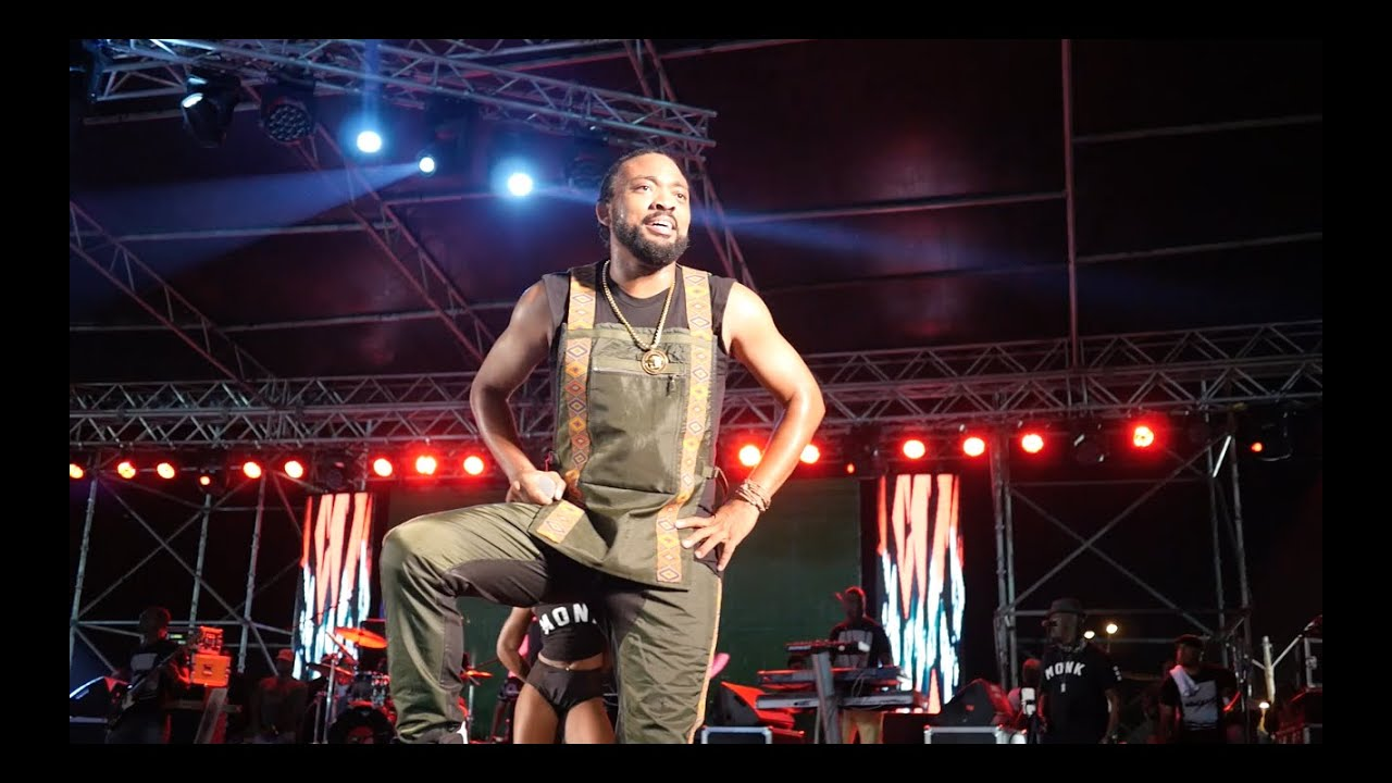 machel monk monte montano performance at army fete 2016. Black Bedroom Furniture Sets. Home Design Ideas