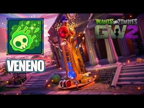 DESAFIO DE VENENO - Plants vs Zombies Garden Warfare 2