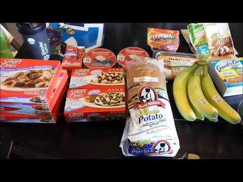 My Weight Loss Journey: Low Calorie Food Haul 1-31-15