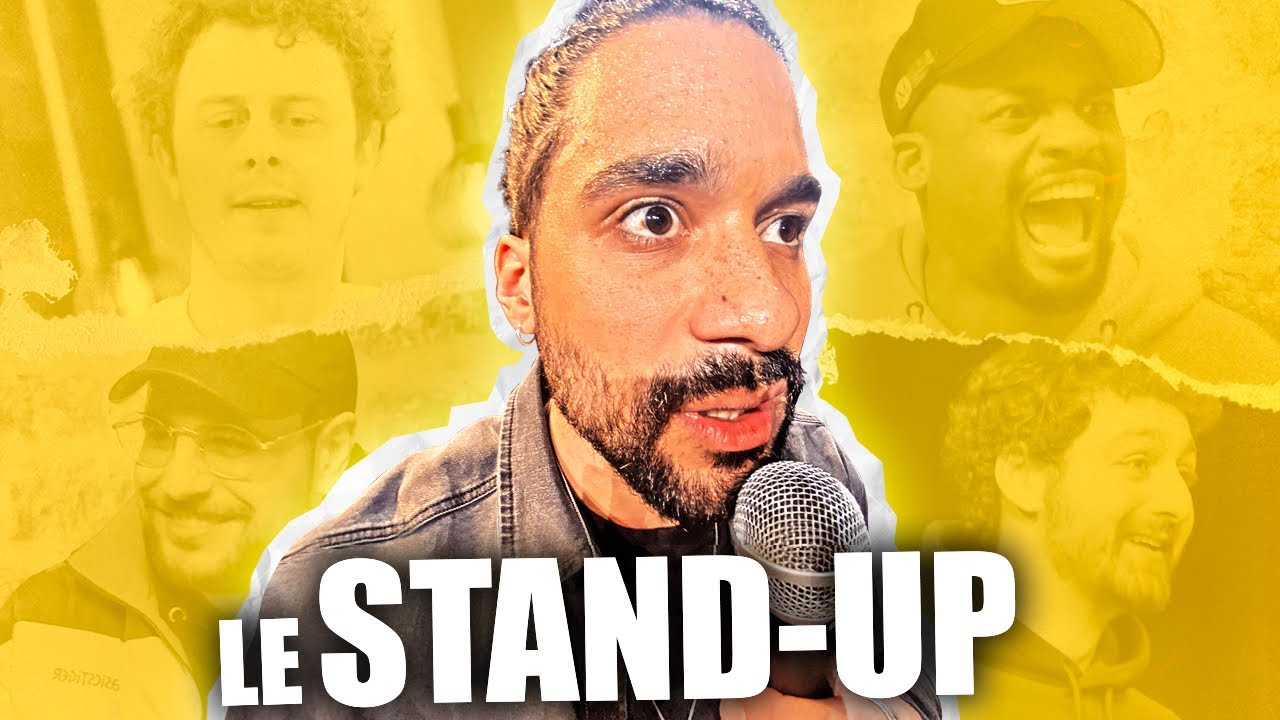 LE STAND UP – JEREMY