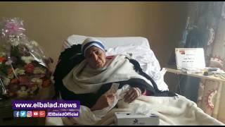 الفنانة مديحة يسري توجه رسالة إلى الرئيس السيسي ووزير الداخلية .. فيديو