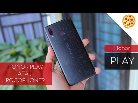 Performa Top Global - Review Honor Play Indonesia