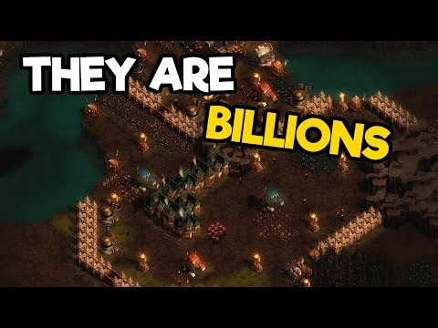 They Are Billions Gameplay #11 - A Long Way To The Win, Maybe Too Far?