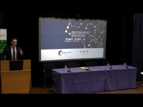 Keynote - Luís Roberto Barroso - Brazil Forum UK 2017