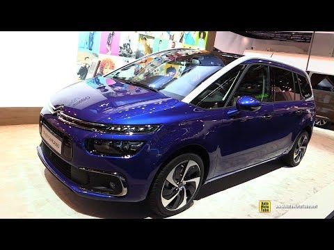2018 Citroen C4 Picasso - Exterior Walkaround - 2017 Frankfurt Auto Show