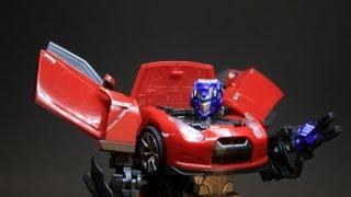 Kal El Reviews: Transformers Takara Alternity Convoy (GTR - Optimus Prime) (050)