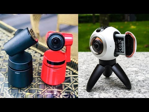 5 AMAZING ADVANCED TECHNOLOGY GADGETS ▶ New 4K Cameras Inventions